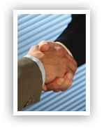 Appointment Process Handshake Image